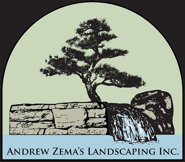 Logo | Andrew Zema's Landscaping & Excavating - Berkshire County, Columbia County, Rensselaer County