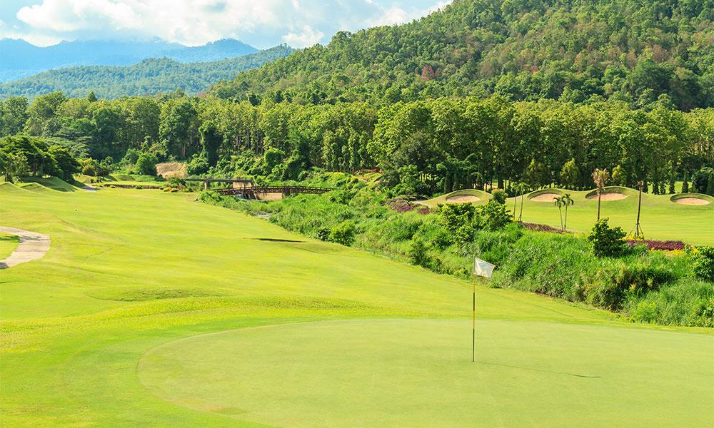 Golf Course   Andrew Zema's Landscaping & Excavating - Berkshire County, Columbia County, Rensselaer County