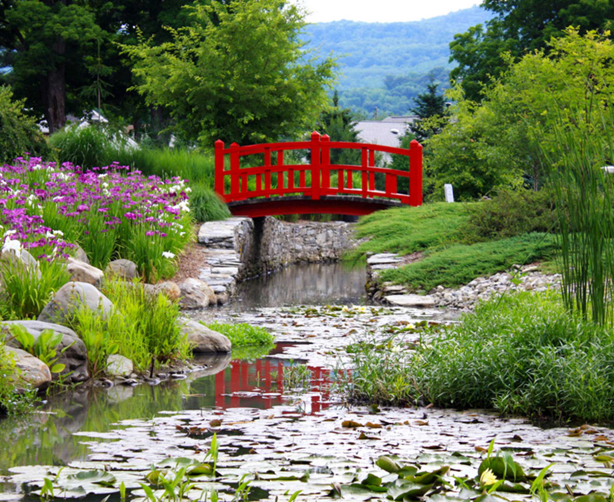 Japanese Garden | Andrew Zema's Landscaping & Excavating - Berkshire County, Columbia County, Rensselaer County