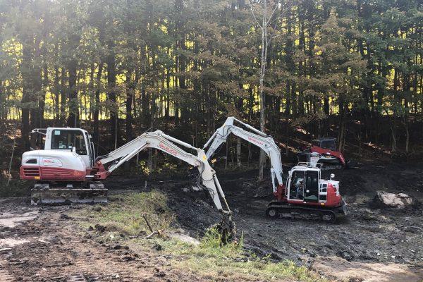 Excavators | Andrew Zema's Landscaping & Excavating - Berkshire County, Columbia County, Rensselaer County