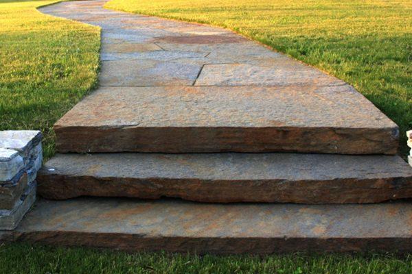 Steps | Andrew Zema's Landscaping & Excavating - Berkshire County, Columbia County, Rensselaer County