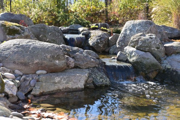 Waterfalls | Andrew Zema's Landscaping & Excavating - Berkshire County, Columbia County, Rensselaer County