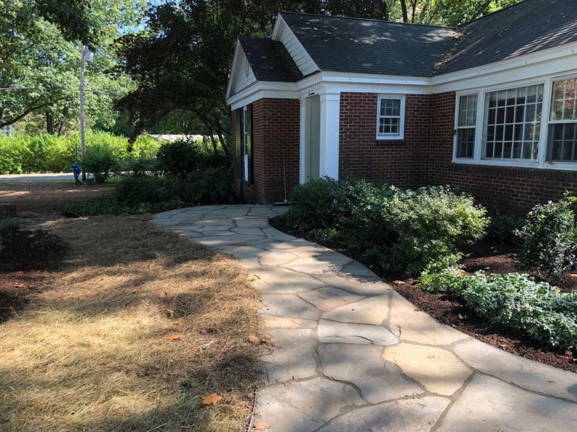 Walkway | Andrew Zema's Landscaping & Excavating - Berkshire County, Columbia County, Rensselaer County